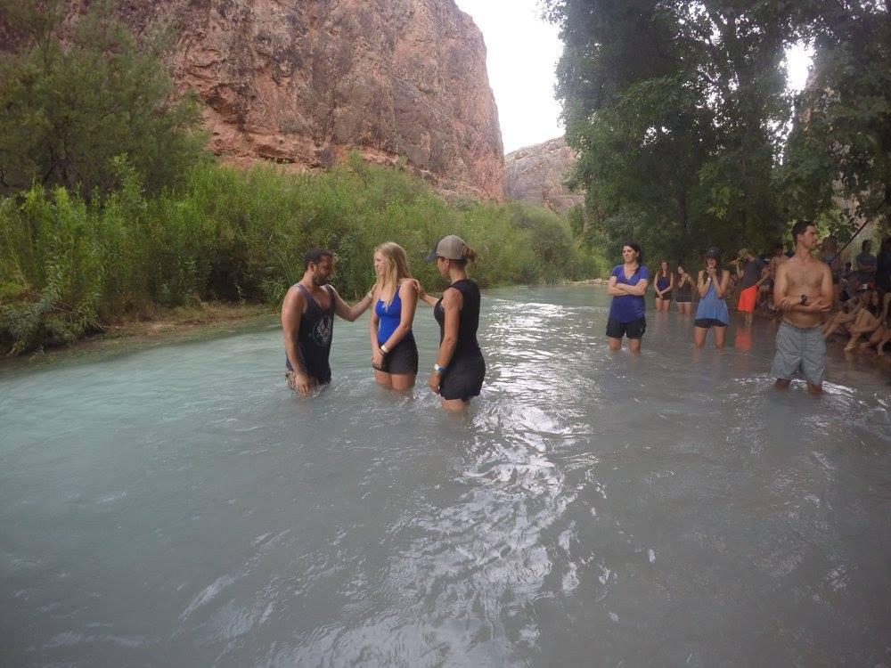 supai baptisms